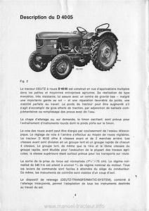 Controle Technique Ploemeur : manuel instructions deutz d 4005 ~ Nature-et-papiers.com Idées de Décoration