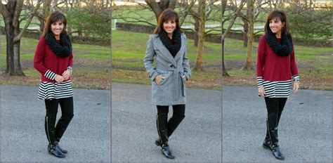 Casual Winter Style For Women Over 40