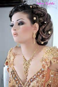 coiffures de mariage coiffure mariage algerien