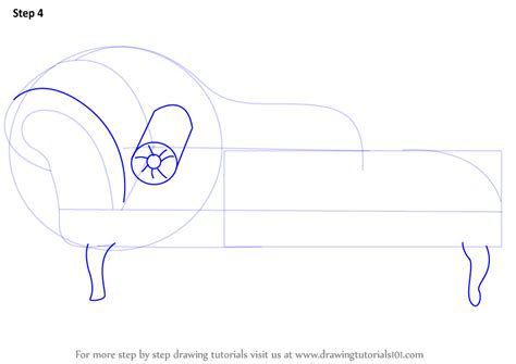 chaise dwg learn how to draw a chaise lounge furniture by