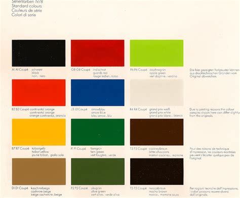car paint color code chart suporter info