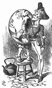 Ilustración de Tenniel para Alicia en el país de las ...