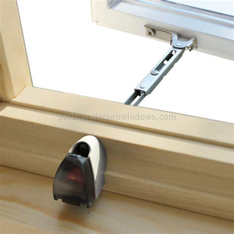 Casement Window Opening Control Device Andersen Windows