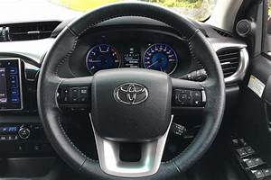 Toyota Hilux Sr5 Dual Cab 4x4 Diesel Manual 2017 Review