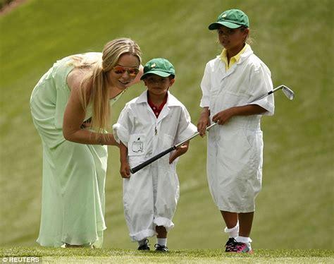Tiger Woods and Lindsey Vonn announce split on Facebook ...