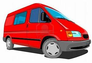 Red Van Clipart - Clipart Suggest