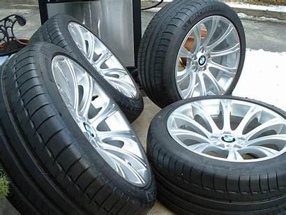 Bmw M5 Wheels Tires 2008 M6