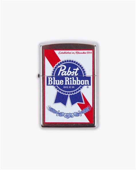 The rest of us have tried pabst hard coffee. Pabst Classic Zippo Lighter - Pabst Blue Ribbon Store