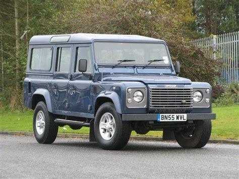 Used Land Rover Defender 2005 Blue Colour Diesel 110 Td5