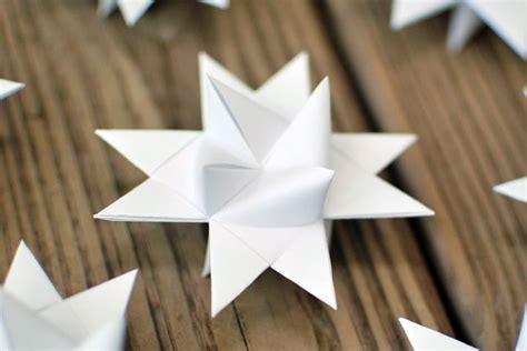 fröbelstern anleitung einfach 52 besten weihnachtsaufkleber bilder auf