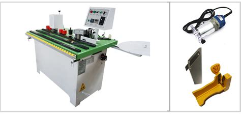 pvc hand held small double curve manual edge bander banding machine  trimmer products
