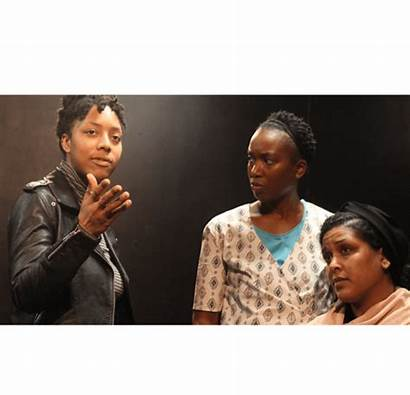 Playwright American Haitian Caribbean