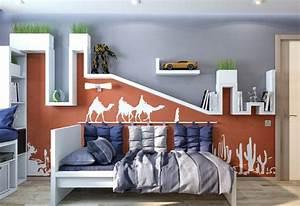 Kinderzimmer Wandgestaltung Ideen : kinderzimmer junge wandgestaltung auto ~ Sanjose-hotels-ca.com Haus und Dekorationen