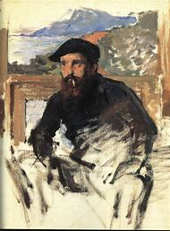 Claude Monet Self Portrait