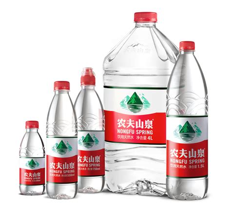 Nongfu Spring's Bottled Water Natural Drinking And