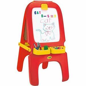 dropship junkie crayola magnetic double sided easel With double easel with magnetic letters