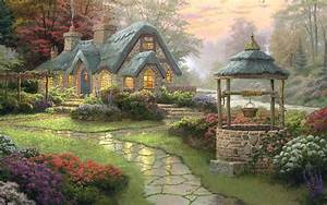 Awesome, English, Cottage, Desktop, Wallpaper, Desktop ...