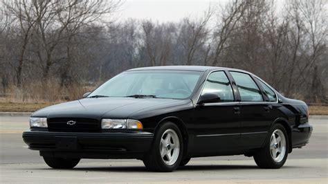 1995 Chevrolet Impala Ss  F1311  Kansas City 2017