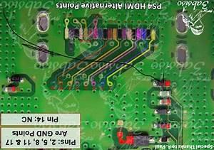 Ps4 Hdmi Port Repair Components Help