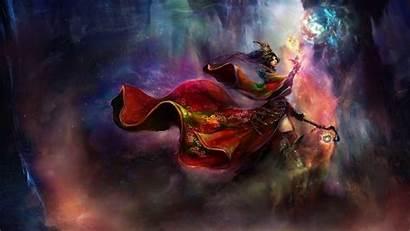 Wizard Diablo Fantasy Reaper Souls Iii Artwork