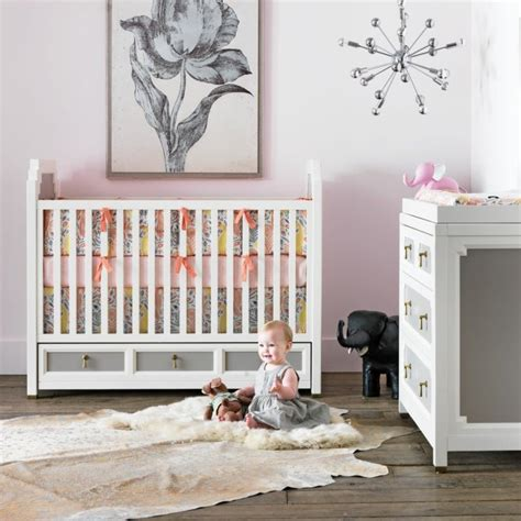 chambre haut de gamme meubles haut de gamme pour la chambre de bébé ideeco