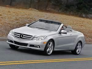 2013 Mercedes E350 Convertible Review