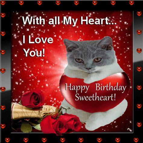 heart  happy birthday ecards greeting