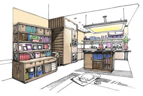 How To Draw Interior Design Sketches Pdf