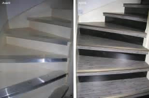 Habillage Escalier by La R 233 Novation D Escaliers Style Design