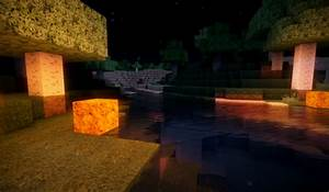Phone Light Switch New Shaders Make Minecraft Look Unbelievably Good Ign