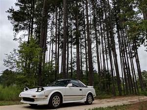 1988 Toyota Mr2 Supercharged 5