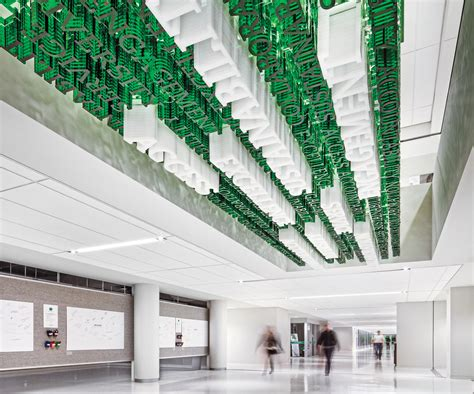 Unt Student Center By Perkinswill 2018 Best Of Year