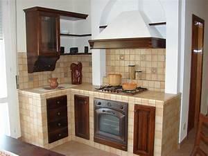 Cucine in muratura fotogallery donnaclick for Cucina in muratura rustica foto