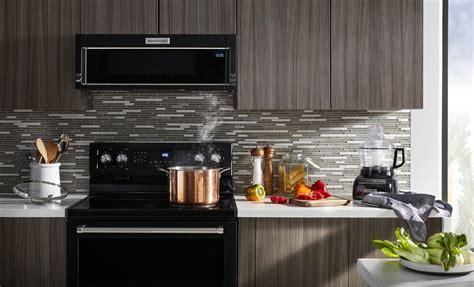 electric ranges kitchenaid