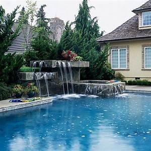 piscine de jardin 12 idees de conception d39un vrai paradis With jardin de rocaille photos 3 fiche pratique les lavandes detente jardin