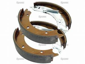 S 23216 Brake Shoe Set For Ifor Williams