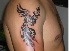 Tatouage Dragon Dos Complet Printablehd