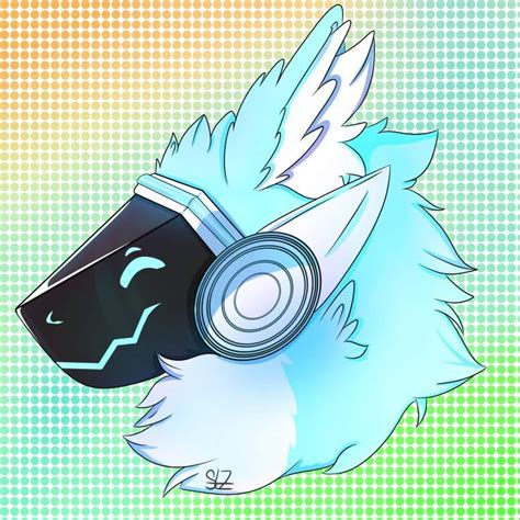 Hd wallpapers and background images. Finished 10-15$ headshot Commissions | Primagen/Protogen Amino Amino
