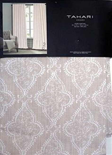 Miller Home Two Curtain Panels by Miller Marchesa Paisley Medallion Pair Of Curtains