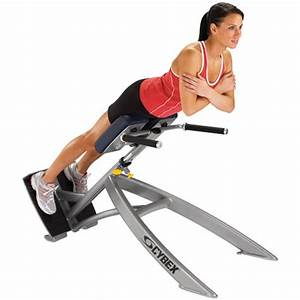 Cybex 45 Degree Back Extension | Gym Source