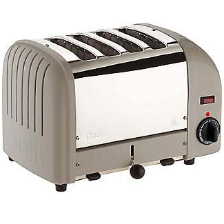 Dualit Vario 4 Slice Toaster - dualit classic vario 4 slice toaster shadow 40577 lakeland