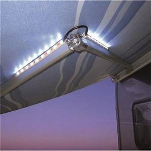 Rv Led Light Strips Fiamma Awning Arms 36 Led Light Awning Light Exterior