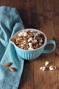 Popcorn Mit Honig : popcorn granola veganer snack und fr hst cksidee ~ Orissabook.com Haus und Dekorationen