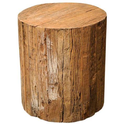 dining room sets rustic eco smart solid hardwood tree trunk stool