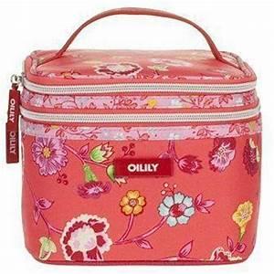 Oilily Beauty Case : oilily classic ivy square beautycase tangerine ~ Orissabook.com Haus und Dekorationen