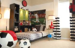 marvelous soccer bedroom decorations 2 boys soccer