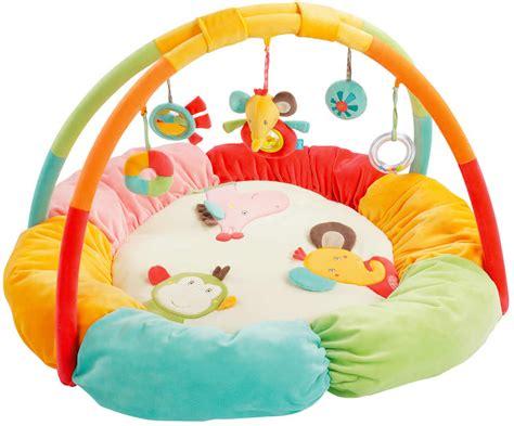 Fehn 3dactivity Decke Nest Krabbeldecke Safari Ebay