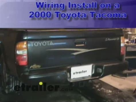 toyota truck light wiring diagram wiring diagram