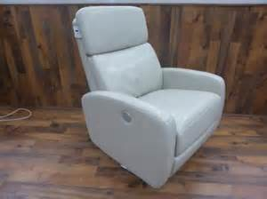 lazy boy andrea ivory power recliner chair and