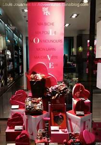 Vitrine Saint Valentin : vitrine saint valentin jeff de bruges photo de mes meilleures photos mon aventure ~ Louise-bijoux.com Idées de Décoration